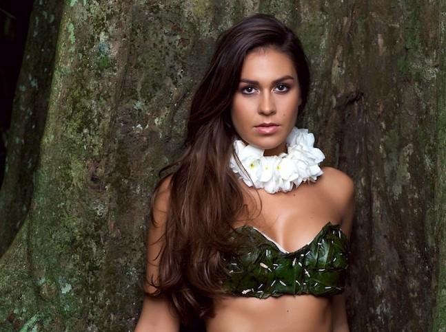 Mareva Lopez Tuhiti, parcours d'une candidate à Miss Tahiti