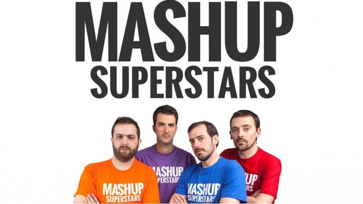 """Mashup Superstars : """"Il faut que ça sonne bien et que cela nous plaise !"""""""