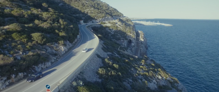 Audi A3 by Das Auto China Barcelona Tour par OMNI FILM