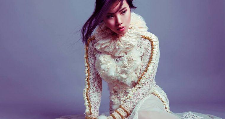Alessandra Huynh: Une passion amoureuse pour la mode