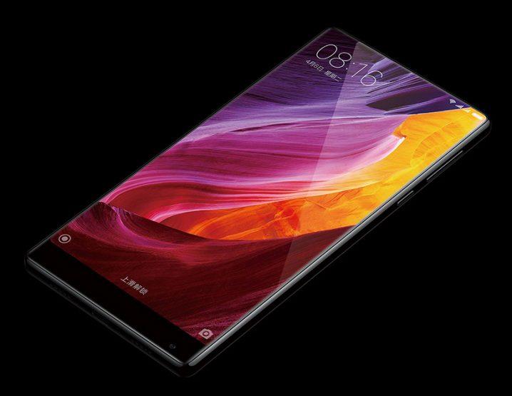Xiaomi Mi Mix: la nouvelle phablette dessinée par Philippe Starck !