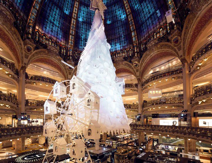 Galeries Lafayette: Une adresse incontournable pour le réveillon de Noël!