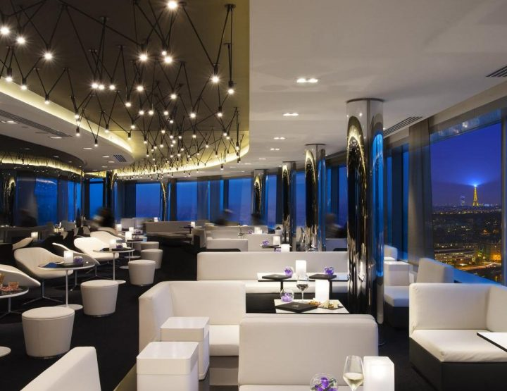 Le Skyline Paris Lounge & Bar: une adresse de rêve pour passer le réveillon du nouvel an !