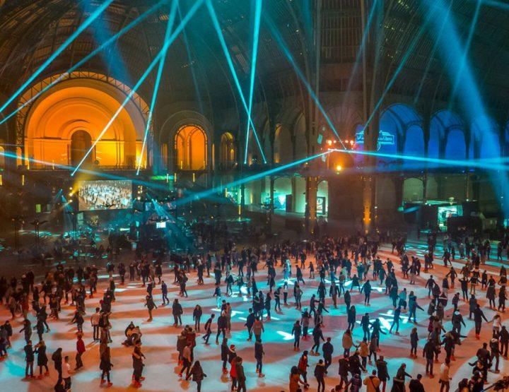 Le grand palais des glaces: une expérience inoubliable pour les fêtes de fin d'année!