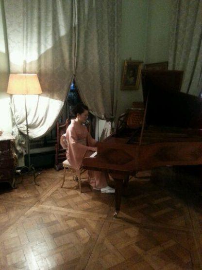 Yukari Goda, une pianiste à coeur ouvert.