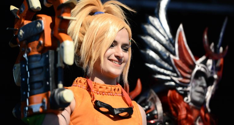 Lyne Cosplay (Japan Party 7):